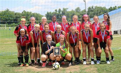 NYW Showing at ODP Championship Affirms Elite Status in Region I